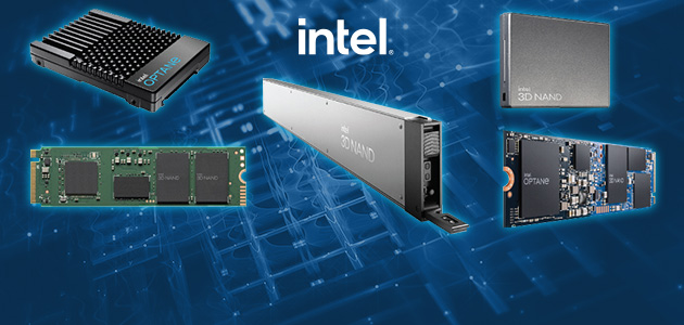 Intel Announces Its Next Generation Memory and Storage Products
